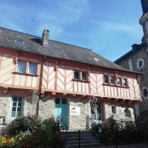 Grenier Numérique de Guer – façade