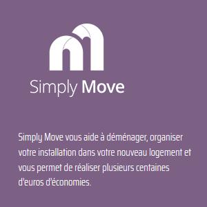 simmply move